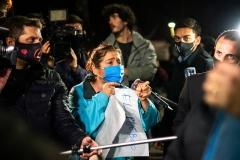 protesta-policia-noche